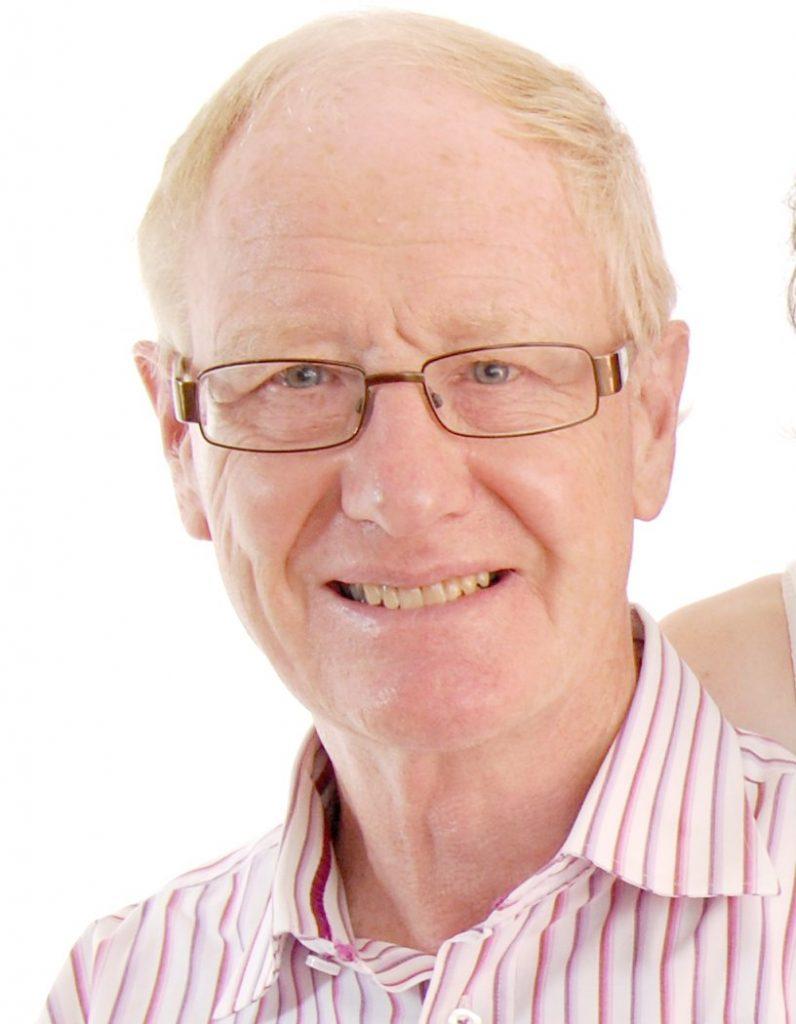Geoff Founding Trustee MSP