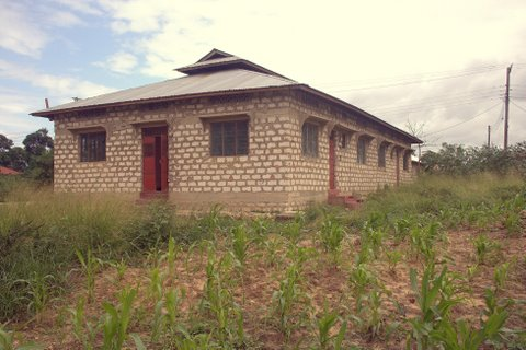 rented building for school in Mombasa