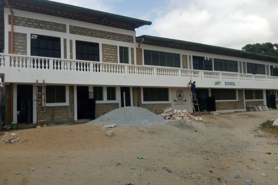 new building for Miche Bora