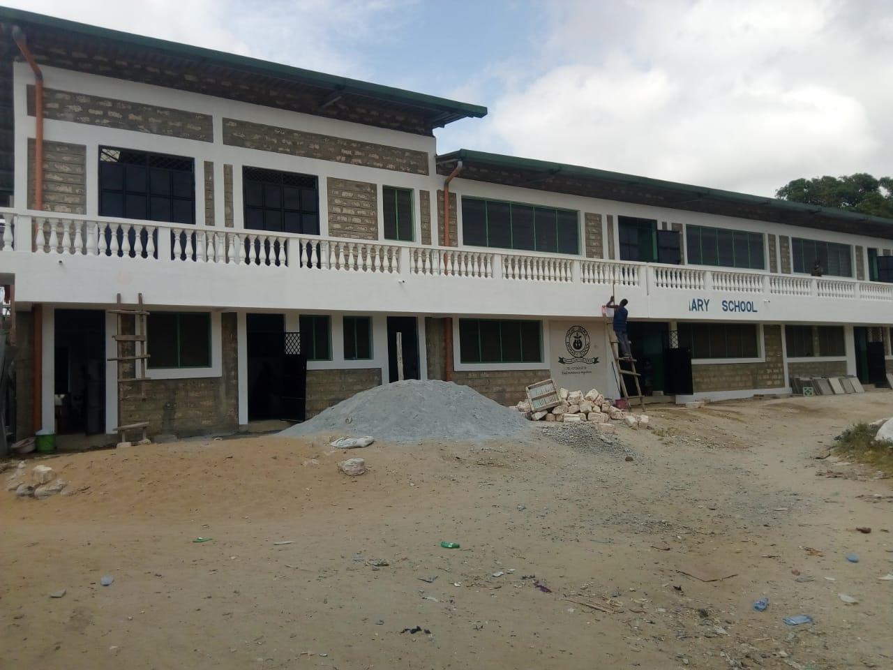 almost complete school jan 2021